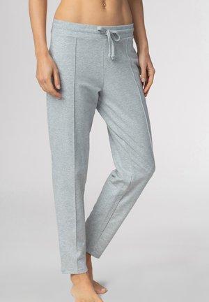 HOMEWEAR HOSE SERIE NIGHT2DAY - Pyjama bottoms - grey melange