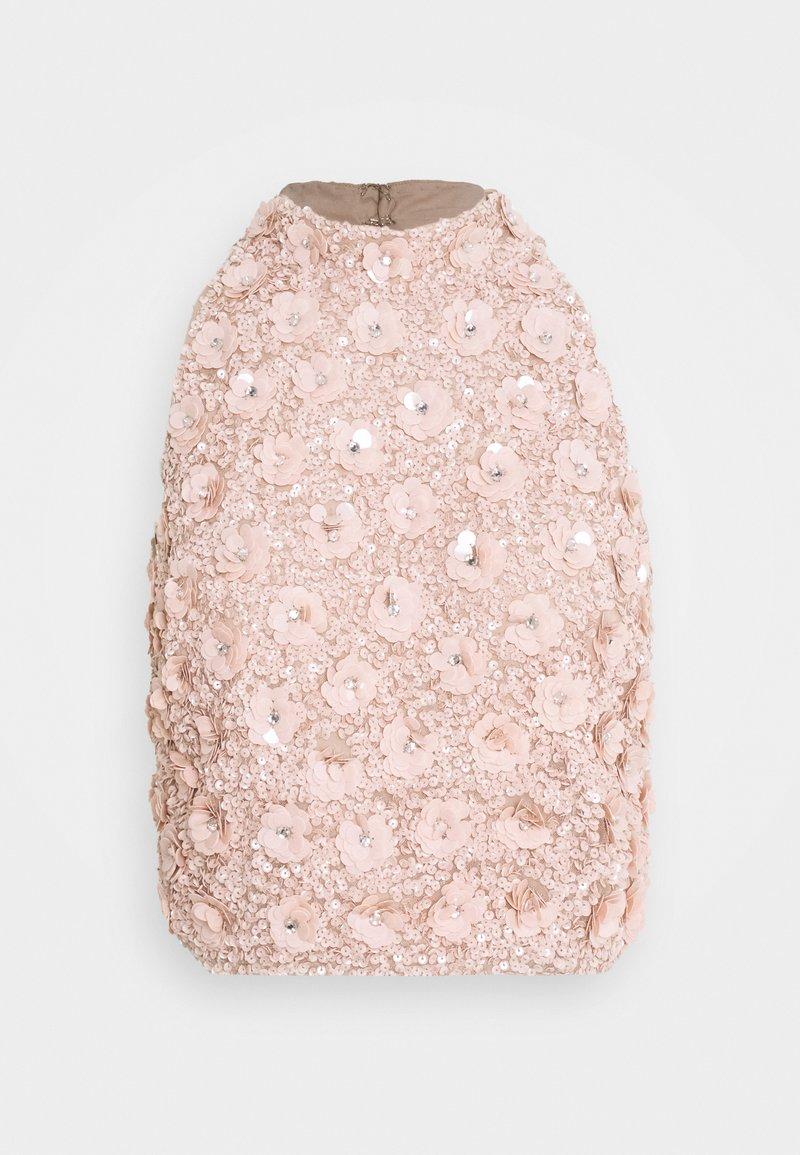 Lace & Beads - GUI HAZEL - Blůza - pink