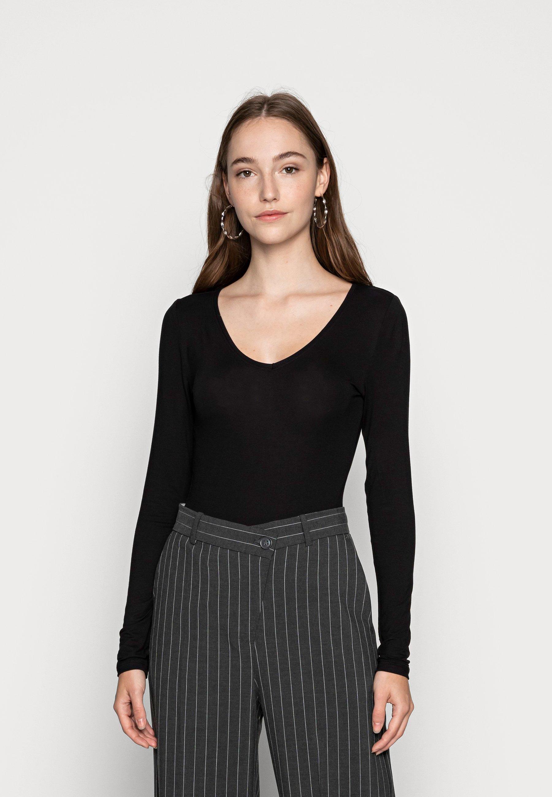 Donna BODYSUIT BASIC - Maglietta a manica lunga