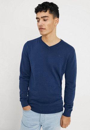 Jumper - petrol blue