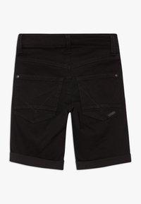 Name it - NKMSOFUS  - Jeansshort - black denim - 1