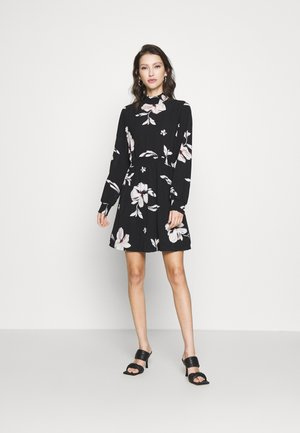 ONLWINNER HIGHNECK DRESS - Kjole - black