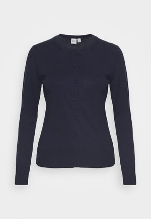 CREW - Cardigan - navy uniform