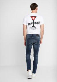 Pier One - Jeans slim fit - blue grey - 2