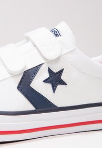 Converse - STAR PLAYER - Zapatillas - white/navy/red - 5