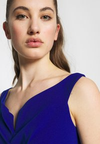WAL G. - OFF THE SHOULDER DRESS - Occasion wear - cobalt blue - 3