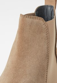G-Star - VACUM CHELSEA - Classic ankle boots - beige - 2