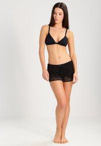 Seafolly - SPICE TEMPLE - Bikini pezzo sotto - black - 1
