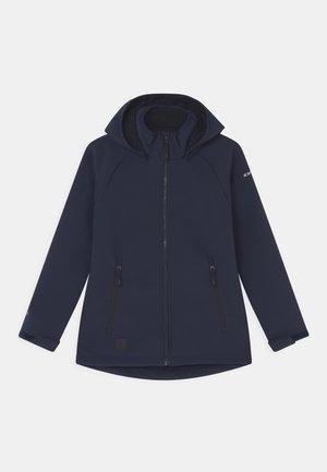 KAAWA JR UNISEX - Soft shell jacket - dark blue