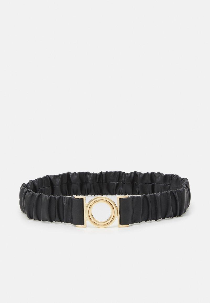 Monki - Waist belt - black dark