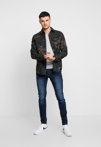 Redefined Rebel - COPENHAGEN - Jeans Skinny Fit - dark sea - 1