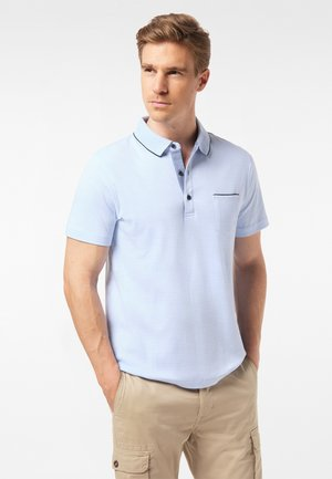 Polo shirt - sail