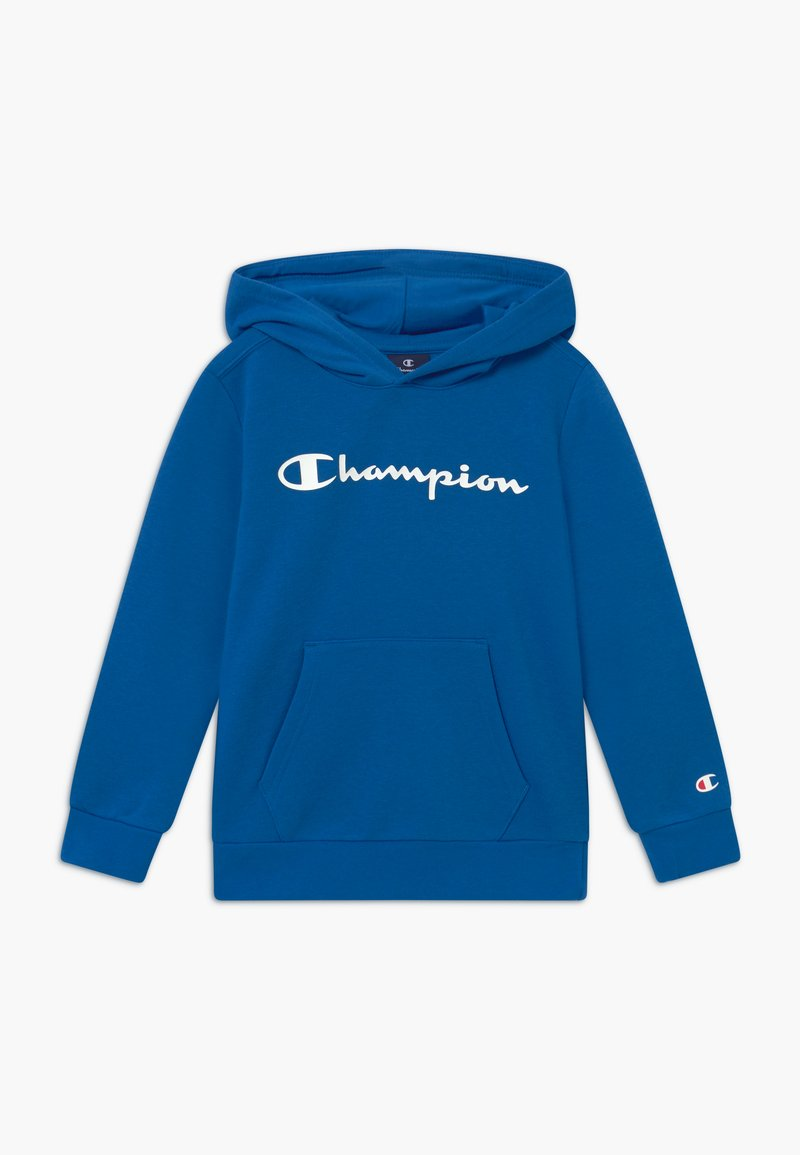 Champion - LEGACY AMERICAN CLASSICS HOODED - Hoodie - royal blue