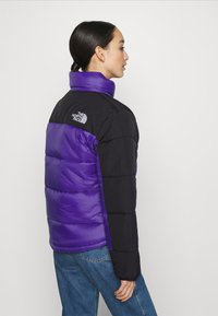 The North Face - W HMLYN INSULATED JACKET - Vinterjakke - peak purple - 2
