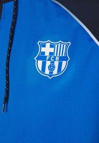 Nike Performance - FC BARCELONA  - Club wear - soar/noble red/obsidian/pale ivory - 5