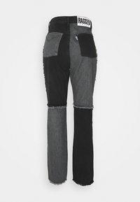 The Ragged Priest - EQUILIBRIUM - Džíny Straight Fit - charcoal/grey