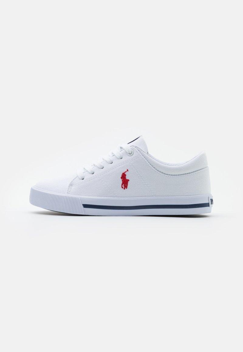 Polo Ralph Lauren - ELMWOOD UNISEX - Tenisky - white/red