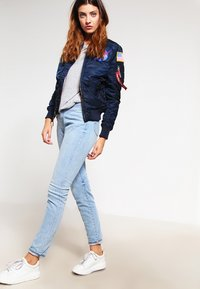 Alpha Industries - Bomberjacks - blue - 1