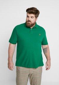 Polo Ralph Lauren Big & Tall - CLASSIC FIT - Polo shirt - jerry green - 0