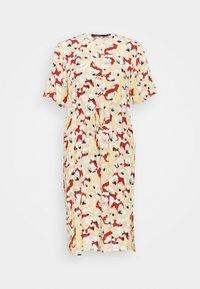 Soaked in Luxury - SLRAFINA DRESS - Kjole - multicoloured - 4