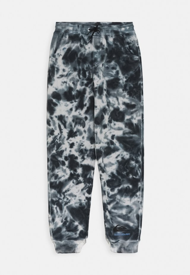 SLOW LIGHT PANT YOUTH - Tracksuit bottoms - black