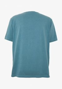 Nudie Jeans - UNO - Basic T-shirt - petrol blue - 1