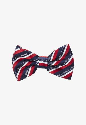 KRAWATTE - Bow tie - navy