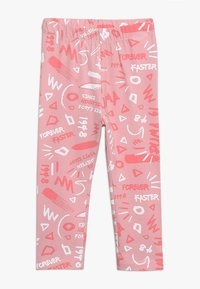 Puma - MINICATS GIRLS SET - Tracksuit - light gray heather - 2