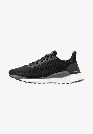 SOLAR BOOST 19 - Neutral running shoes - core black/carbon/grey five