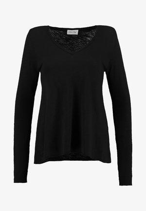 JACKSONVILLE - Long sleeved top - noir