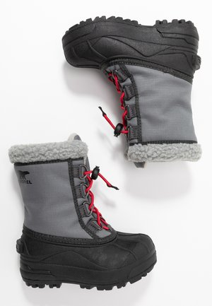 CUMBERLAND - Snowboots  - city grey/coal