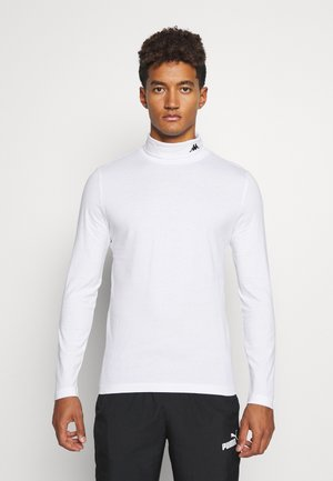 HAIO LONGSLEEVE - Long sleeved top - bright white