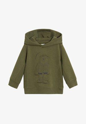 GRIZZLE - Sweater - khaki