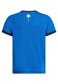 WE Fashion - T-shirts print - blue - 6