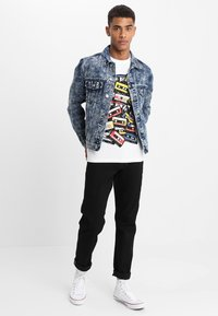 YOURTURN - Print T-shirt - white/multicoloured - 1