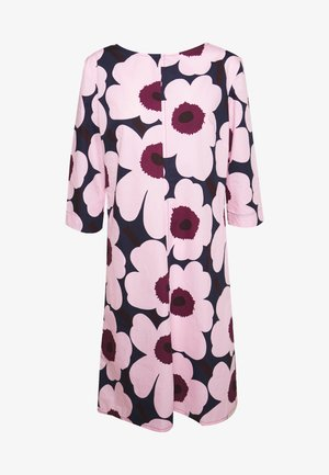 TAIVE PIENI UNIKKO DRESS - Day dress - dark blue/pink