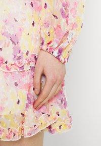 Gina Tricot - SONJA DRESS - Korte jurk - pink - 6