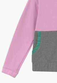 Nike Sportswear - HOODIE - Mikina na zip - arctic pink/healing jade - 3