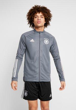 DEUTSCHLAND DFB TRAINING JACKE - National team wear - onix