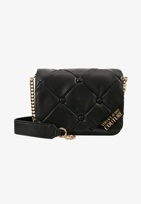 Versace Jeans Couture - COUCH SHOULDERBAG - Kabelka - nero - 5