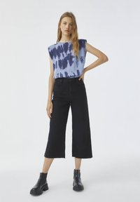 PULL&BEAR - Top - blue - 1