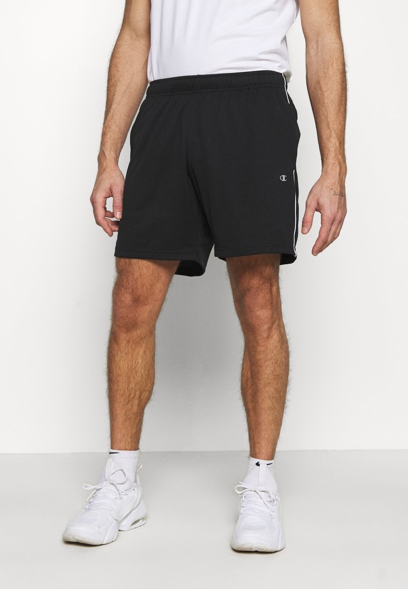 Champion - SHORTS - Sports shorts - black