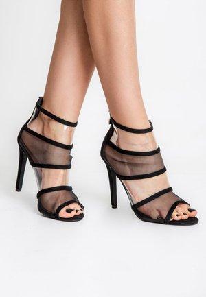 BAONE  - High heeled sandals - black