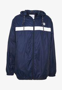 JORCOTT LIGHT JACKET - Summer jacket - navy blazer