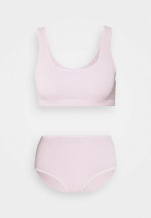 MAJLIS SET - Bikiny - pink