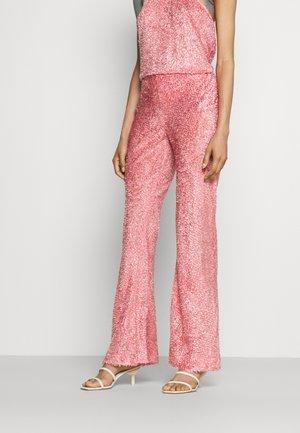 KERSTI PANT - Pantalon classique - pink