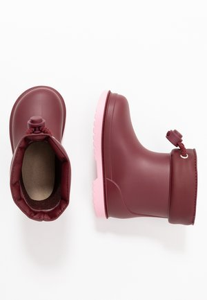 BIMBI BICOLOR - Wellies - burdeos/burgundy