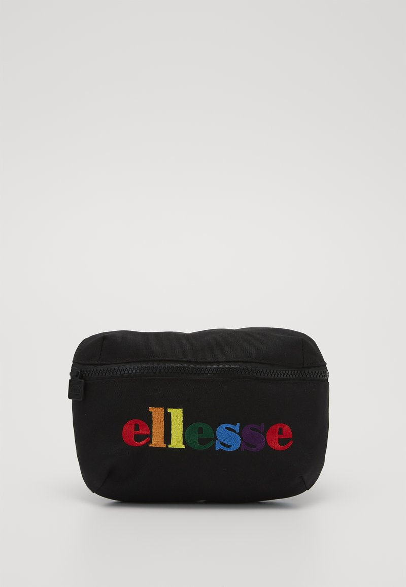 Ellesse - PRIDO CROSS BODY BAG - Ledvinka - black