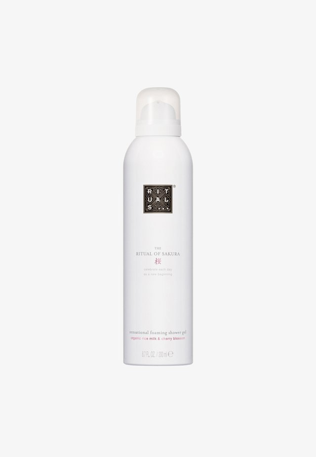 THE RITUAL OF SAKURA FOAMING SHOWER GEL - Shower gel - -