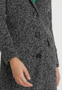 JDY - JDYBESTY  FALL - Classic coat - dark grey melange - 5